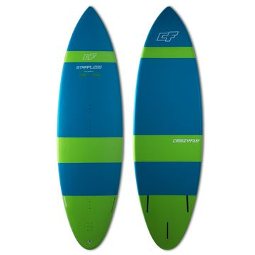 Crazyfly Strapless 2017 Kite Surfboard
