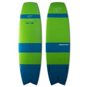 Crazyfly Strike 2017 Kite Surfboard