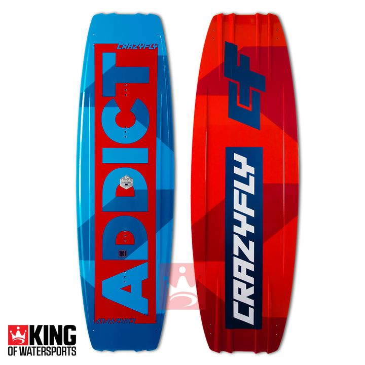 Crazyfly Addict 2018 Kiteboard