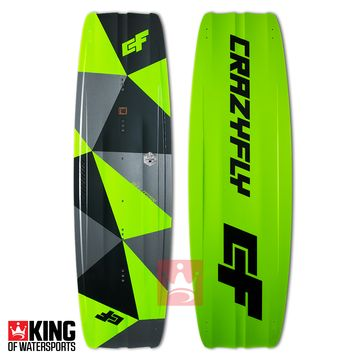 Crazyfly Bulldozer 2018 Kiteboard