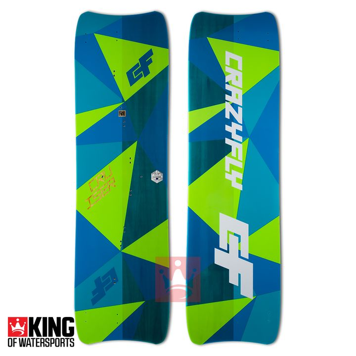 Crazyfly Cruiser Double 2018 Kiteboard