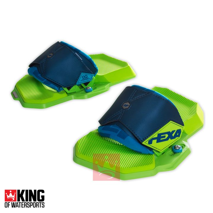 Crazyfly Hexa 2018 Bindings