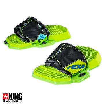 Crazyfly Hexa LTD Neon 2019 Bindings