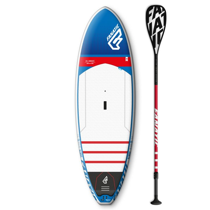 Fanatic AllWave HRS 8'5 SUP Board 2016