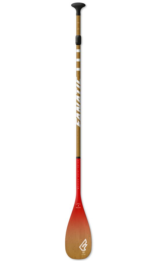 Fanatic Bamboo Carbon 50 Adjustable SUP Paddle 2016