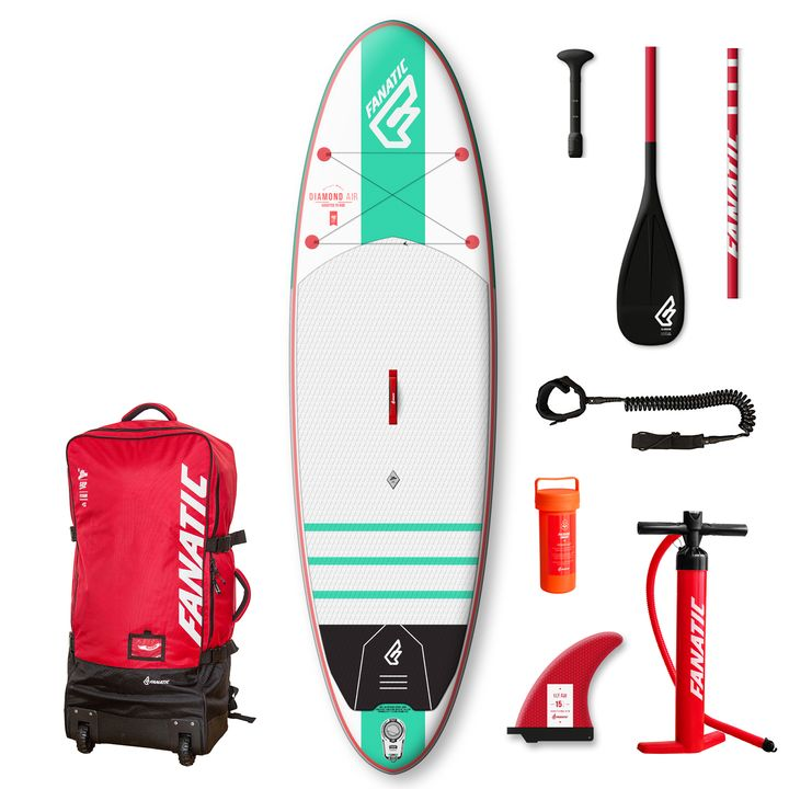 Fanatic Diamond Air 2016 9'8 Inflatable SUP
