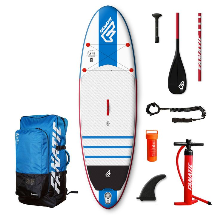 Fanatic Fly Air 2016 9'0 Inflatable SUP