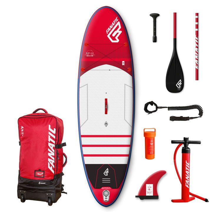 Fanatic Fly Air Premium 2016 10'4 Inflatable SUP