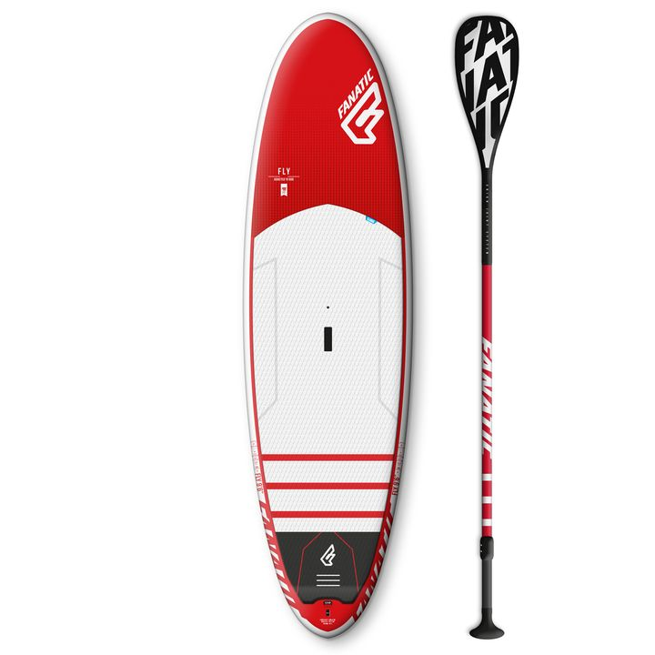 Fanatic Fly HRS 10'6 Wide Body SUP Board 2016