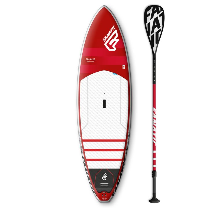 Fanatic ProWave HRS 7'6 SUP Board 2016