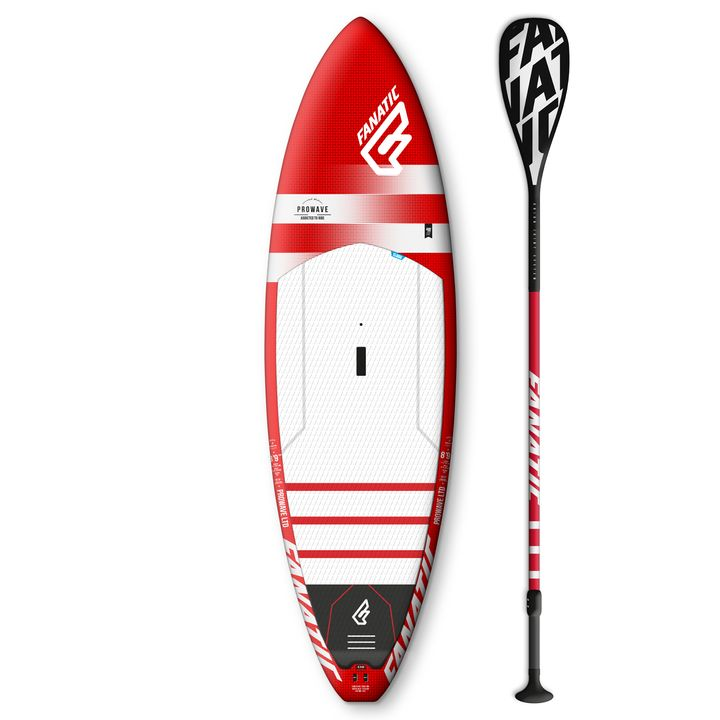 Fanatic ProWave LTD 9'10 Semi-Gun SUP Board 2016