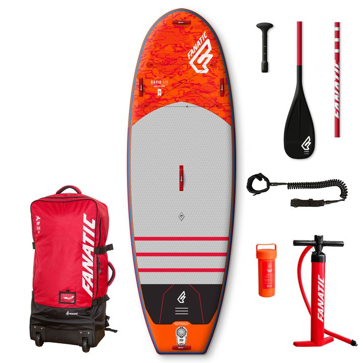 Fanatic Rapid Air 2016 9'6 Inflatable SUP