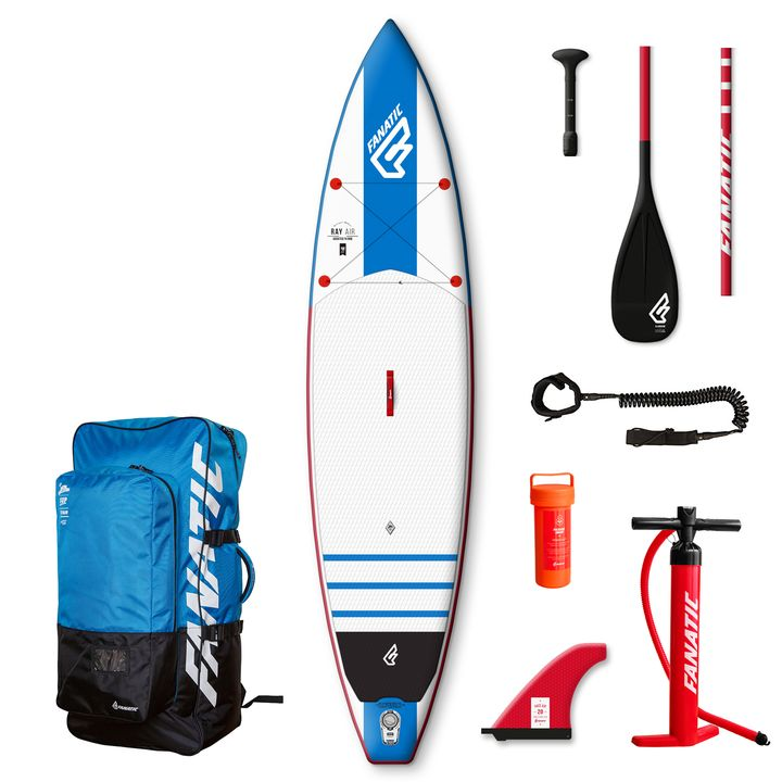 Fanatic Ray Air 11'6 Inflatable SUP 2016