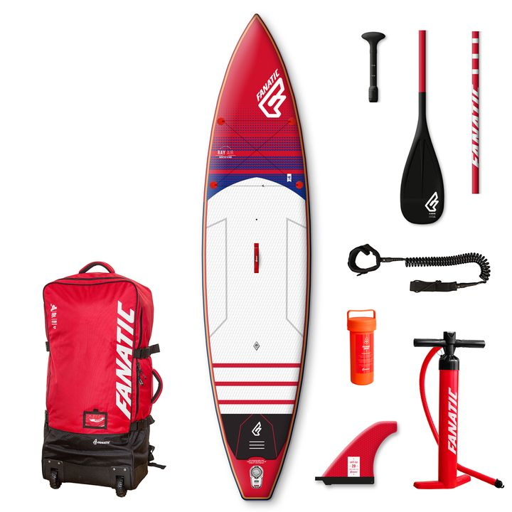 Fanatic Ray Air Premium 11'6 Inflatable SUP 2016