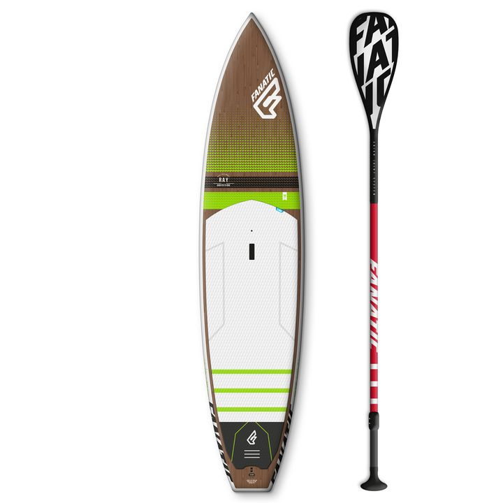 Fanatic Ray Wood Edition 12'0 SUP Board 2016
