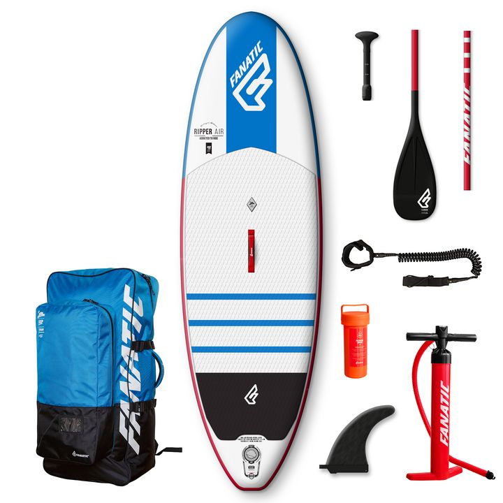 Fanatic Ripper Air 7'10 Inflatable SUP 2016