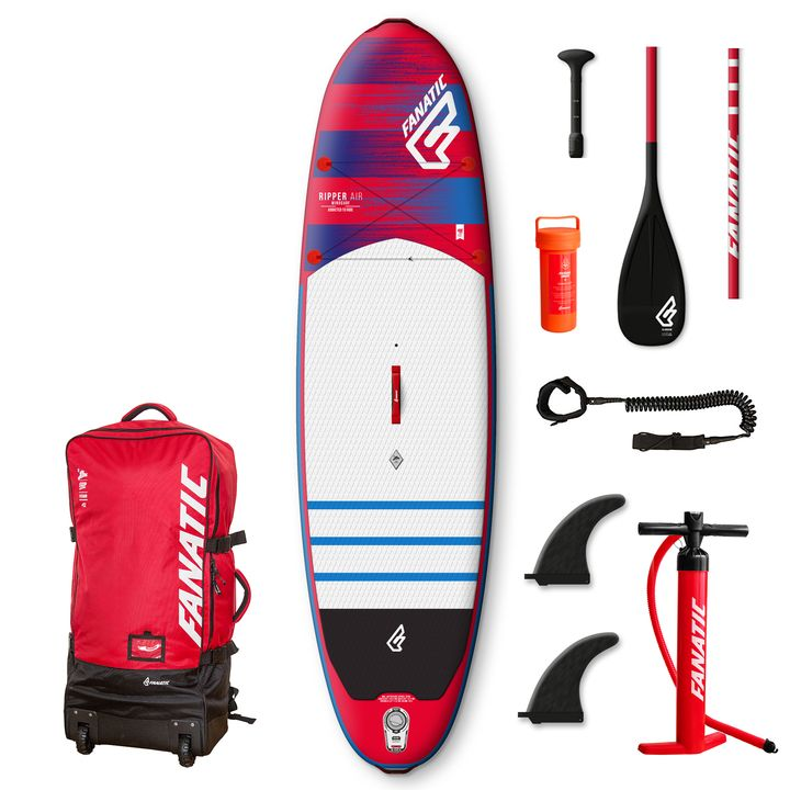 Fanatic Ripper Air Windsurf 9'0 Inflatable SUP 2016