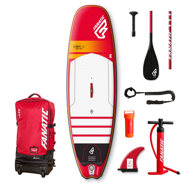 Fanatic Stubby Air 2016 8'6 Inflatable SUP
