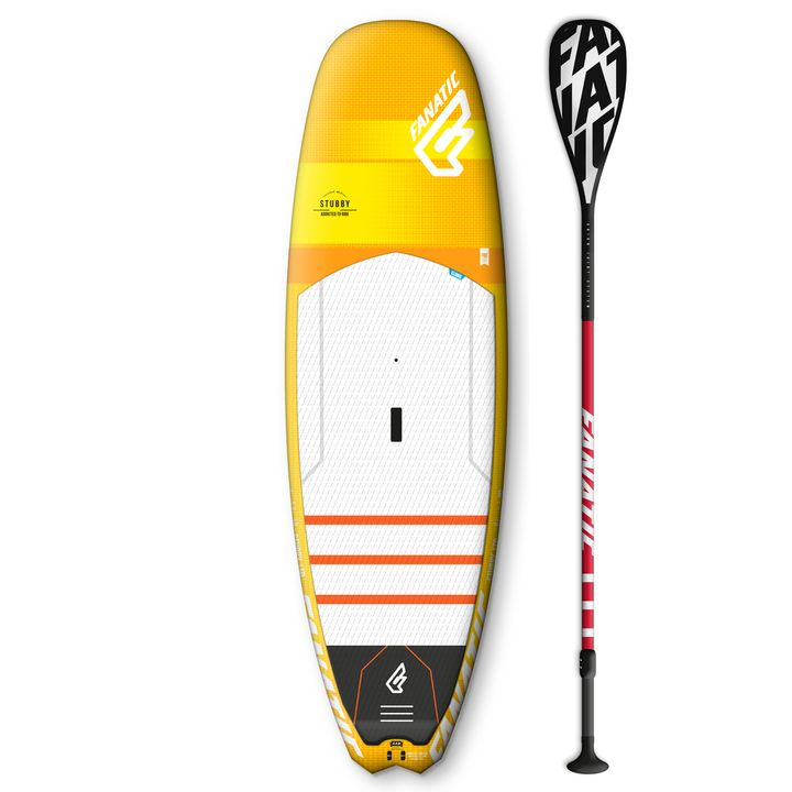 Fanatic Stubby LTD 8'2 SUP Board 2016