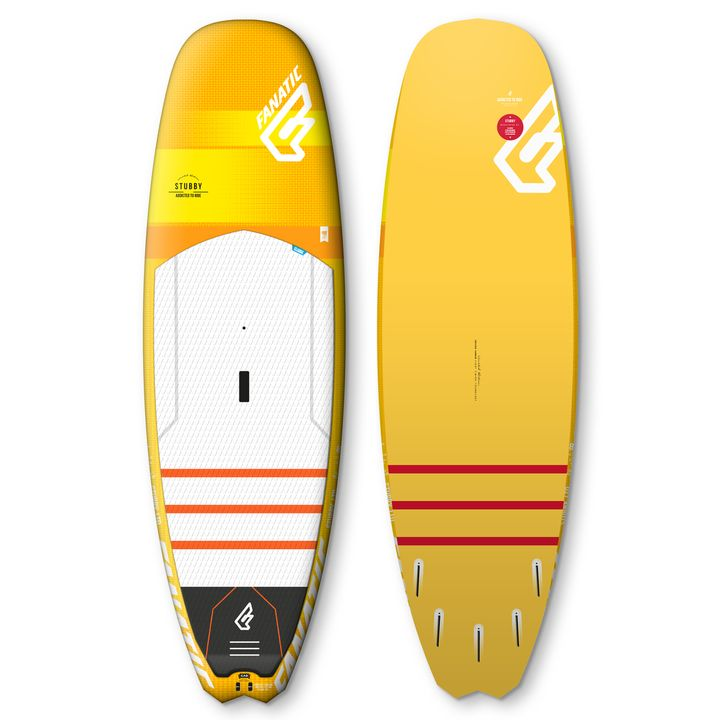 Fanatic Stubby LTD 2016 8'6 Solid SUP