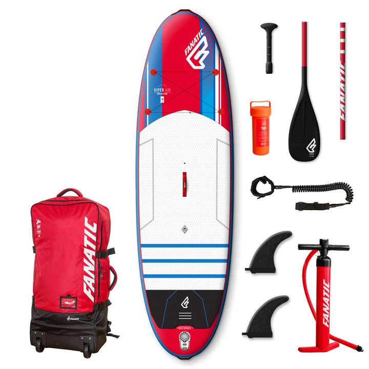 Fanatic Viper Air 11'0 Inflatable SUP 2016