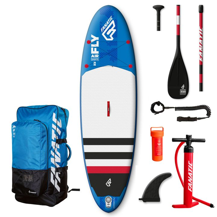 Fanatic Fly Air 2017 9'0 Inflatable SUP