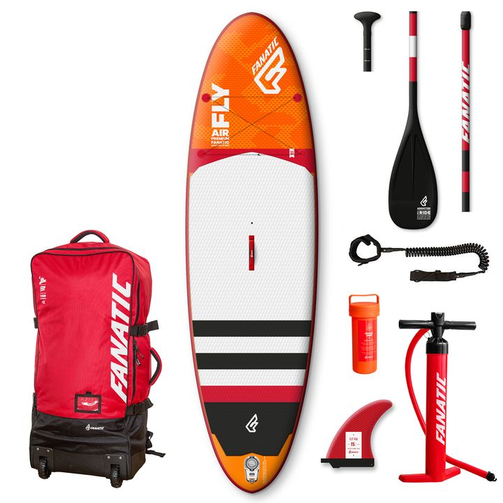 Fanatic Fly Air Premium 2017 9'0 Inflatable SUP