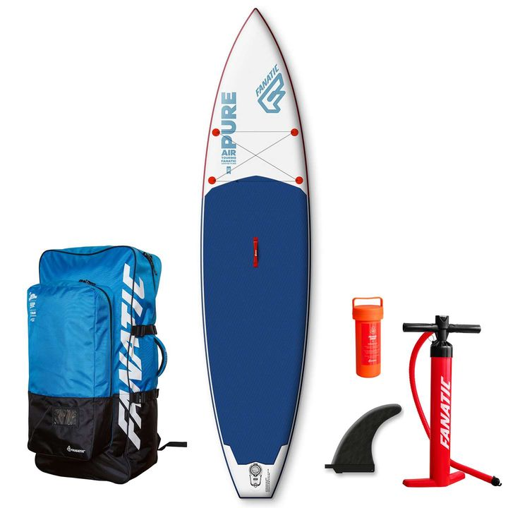 Fanatic Pure Air Touring 11'6 Inflatable SUP 2017