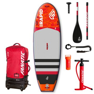 Fanatic Rapid Air 2017 9'6 Inflatable SUP