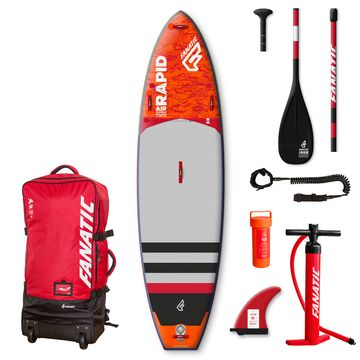 Fanatic Rapid Air Touring 2017 11'0 Inflatable SUP