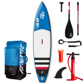 Fanatic Ray Air 12'6 Inflatable SUP 2017