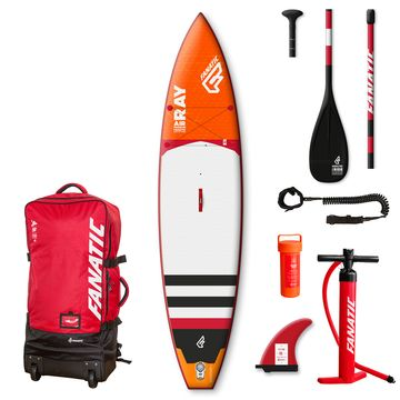Fanatic Ray Air Premium 2017 11'6 Inflatable SUP