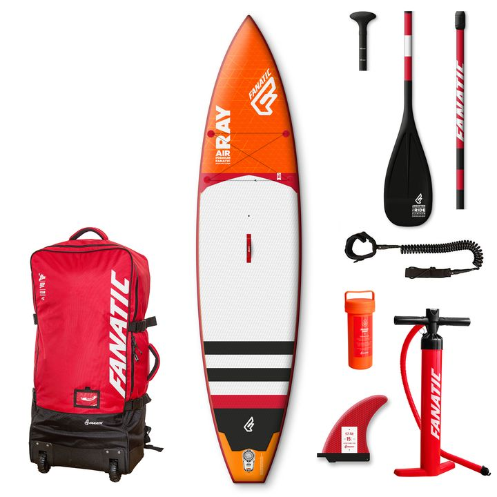 Fanatic Ray Air Premium 2017 12'6 Inflatable SUP