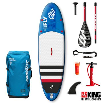 Fanatic Fly Air 2018 9'0 Inflatable SUP