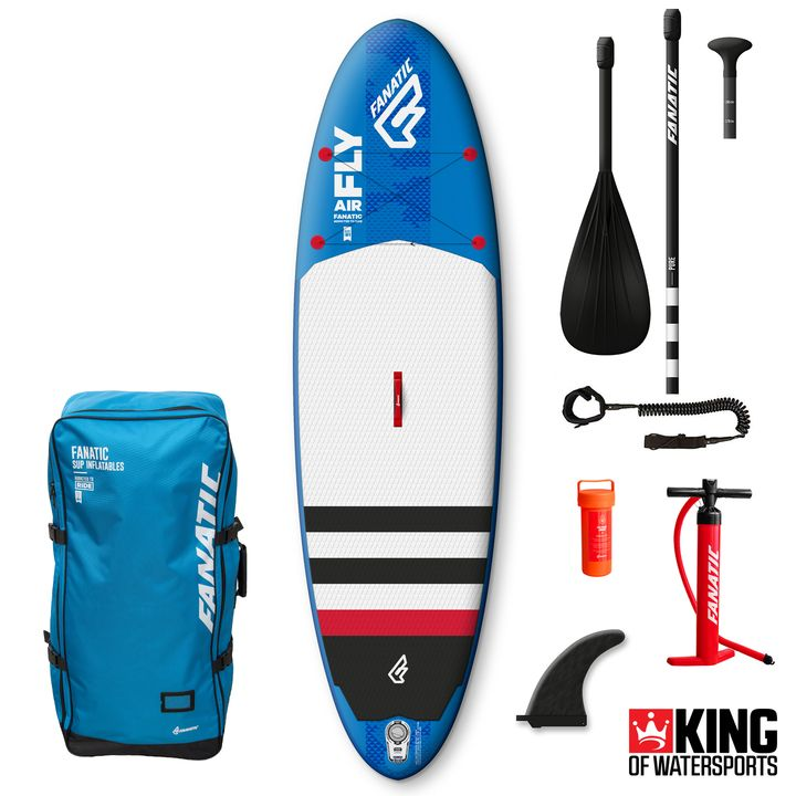 Fanatic Fly Air 2018 9'8 Inflatable SUP