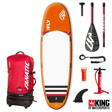 Fanatic Fly Air L 2018 Inflatable SUP