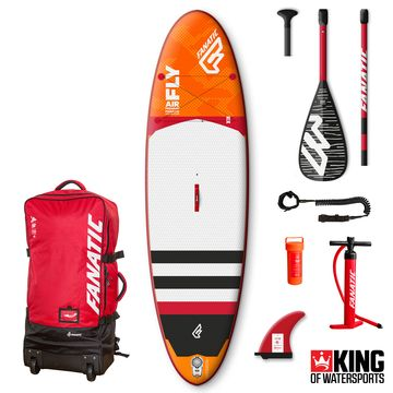 Fanatic Fly Air Premium 2018 9'0 Inflatable SUP