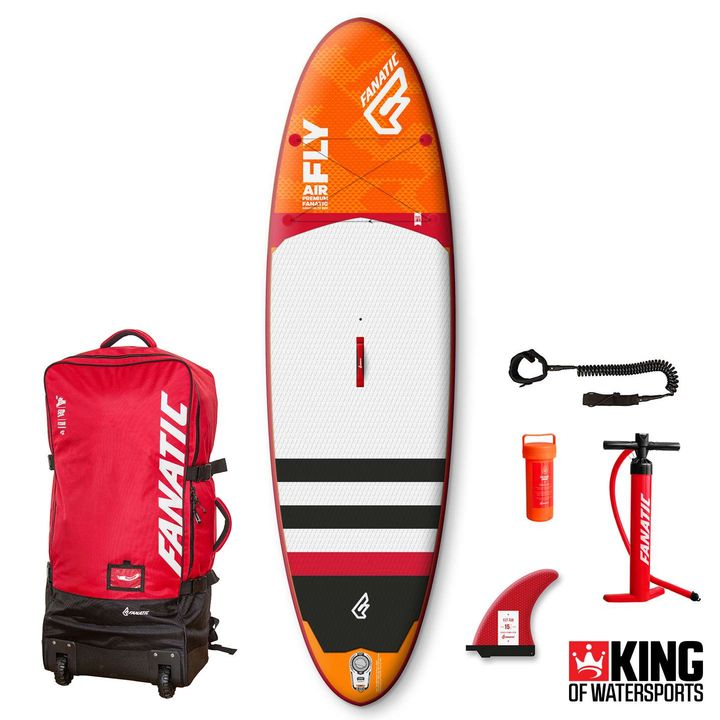 Fanatic Fly Air Premium 2018 10'4 Inflatable SUP