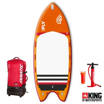 Fanatic Fly Air XL 2018 Inflatable SUP