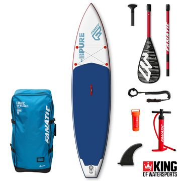Fanatic Pure Air Touring 11'6 Inflatable SUP 2018