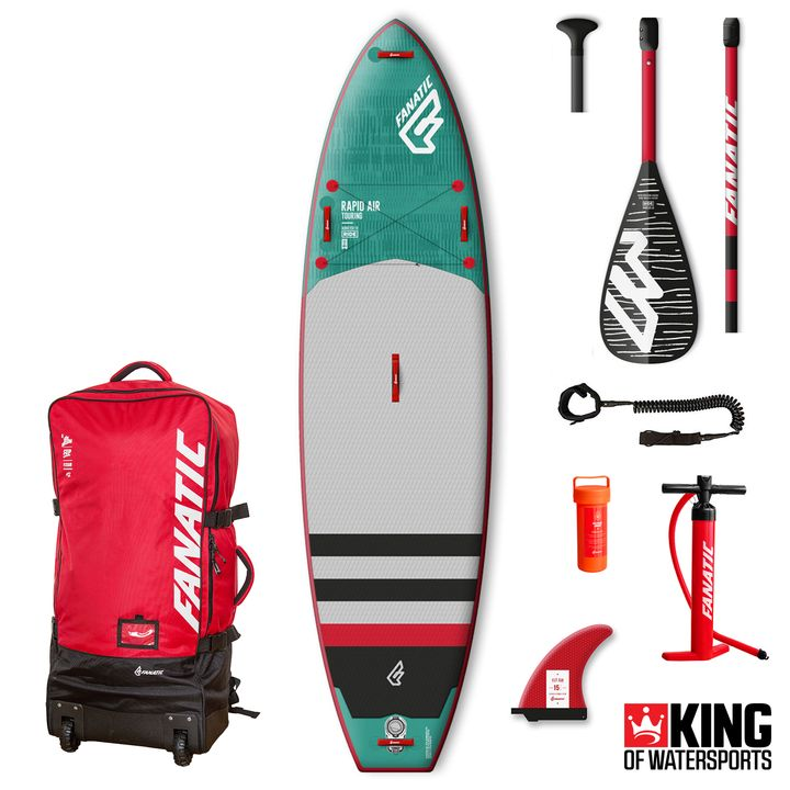 Fanatic Rapid Air Touring 2018 11'0 Inflatable SUP