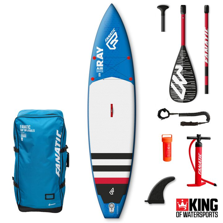 Fanatic Ray Air 11'6 Inflatable SUP 2018