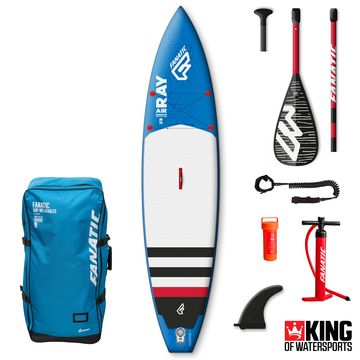 Fanatic Ray Air 12'6 Inflatable SUP 2018