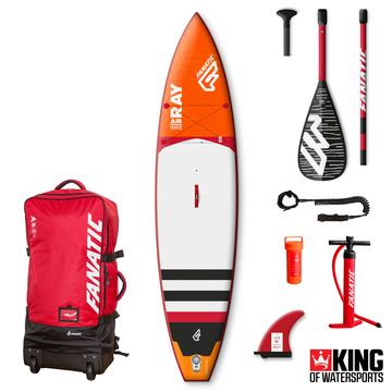 Fanatic Ray Air Premium 2018 12'6 Inflatable SUP