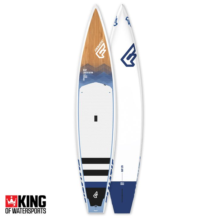 Fanatic Ray LTD 12'6 x 29.5 SUP Board 2018