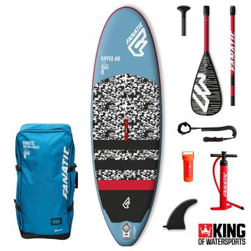 Fanatic Ripper Air 2018 7'10 Inflatable SUP