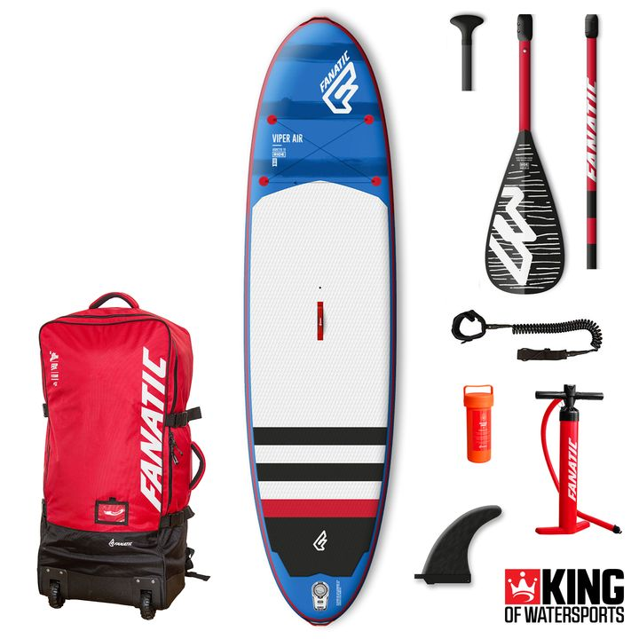 Fanatic Viper Air 2018 11'0 Inflatable SUP
