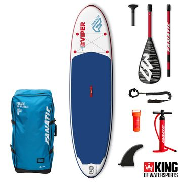 Fanatic Viper Air Pure 2018 11'0 Inflatable SUP