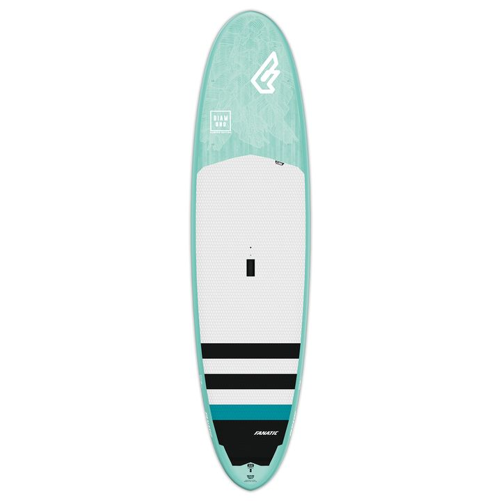 Fanatic Diamond Bamboo SUP Board 2019
