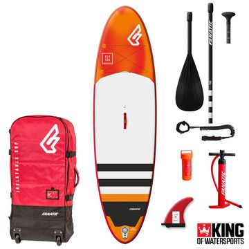 Fanatic Fly Air Premium 2019 9'8 Inflatable SUP